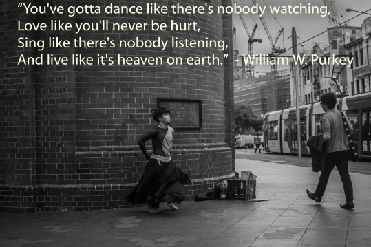 Dance quote (1 of 1)